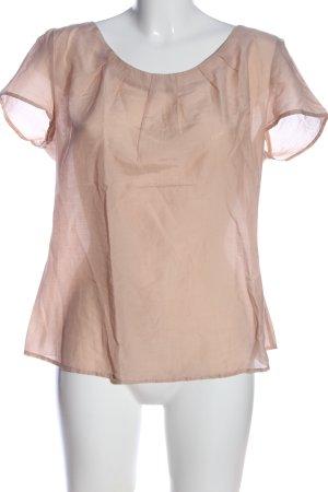 Mexx Schlupf-Bluse pink Casual-Look