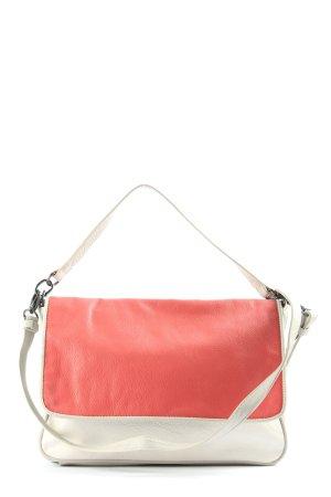 Mexx Schultertasche wollweiß-pink Casual-Look