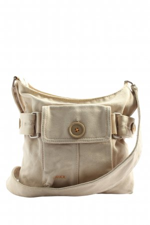 Mexx Schultertasche creme Casual-Look