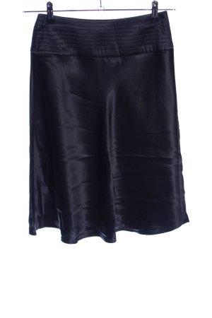 Mexx Zijden rok zwart casual uitstraling