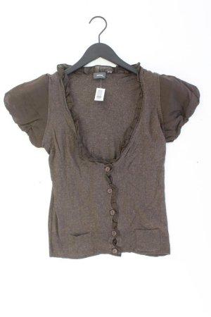 Mexx Shirt Größe 38 braun aus Viskose