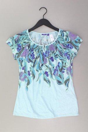 Mexx Shirt Größe S blau aus Baumwolle