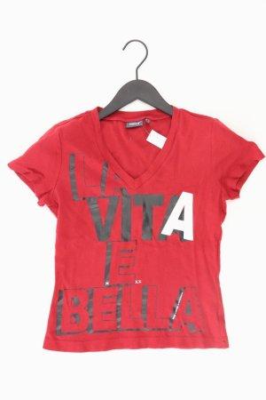 Mexx Shirt Größe S rot aus Baumwolle