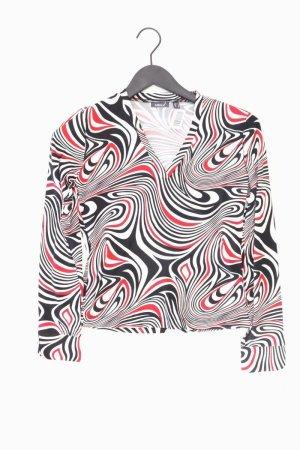 Mexx Shirt mit V-Ausschnitt Größe S Langarm mehrfarbig aus Nylon