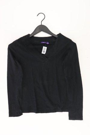 Mexx Koszulka z dekoltem w kształcie litery V czarny