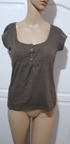 mexx shirt Oberteil braun