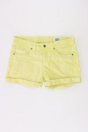 Mexx Shorts gelb Größe W26