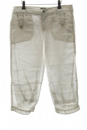 Mexx Shorts wollweiß Casual-Look