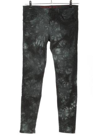 Mexx Skinny Jeans schwarz-weiß Casual-Look