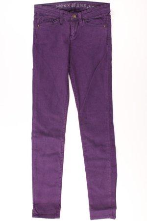 Mexx Skinny Jeans Größe W25 lila