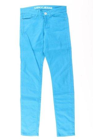 Mexx Skinny Jeans Größe W26 blau aus Baumwolle