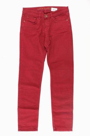 Mexx Skinny Jeans Größe W28/L33 rot