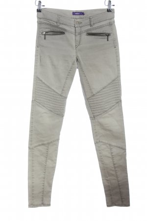 Mexx Skinny Jeans hellgrau Casual-Look