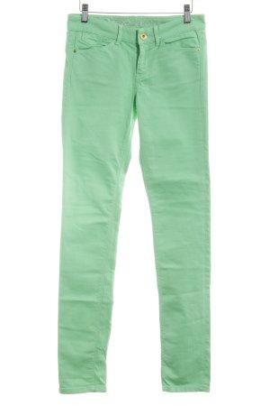 Mexx Skinny Jeans neongrün Casual-Look