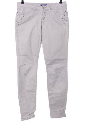 Mexx Slim Jeans hellgrau Casual-Look