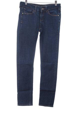 Mexx Slim Jeans dunkelblau Casual-Look