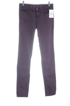 Mexx Slim Jeans lila Casual-Look