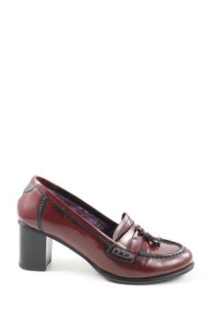 Mexx High Heels braun Farbverlauf Casual-Look