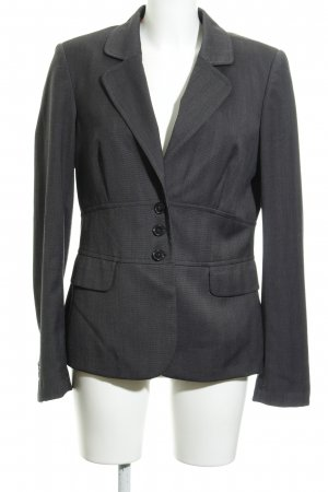 Mexx Smoking-Blazer grau-dunkelgrau meliert Business-Look