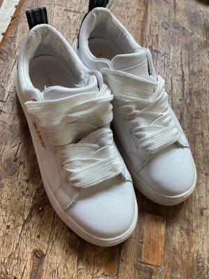 Mexx sneakers weiß Leder