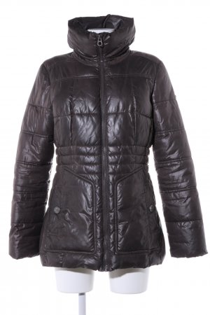 Mexx Steppjacke braun Steppmuster Casual-Look