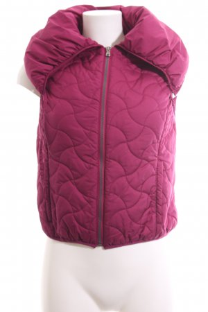 Mexx Steppweste pink Steppmuster Casual-Look