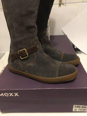 Mexx Bottes d'hiver gris-violet