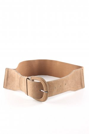 Mexx Fabric Belt nude casual look