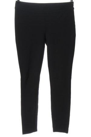 Mexx Pantalon en jersey noir style décontracté