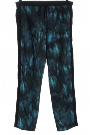 Mexx Stoffhose Allover-Druck Casual-Look