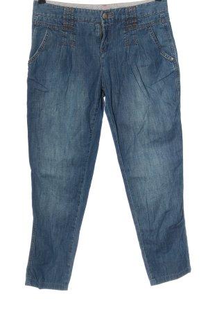 Mexx Workowate jeansy niebieski W stylu casual