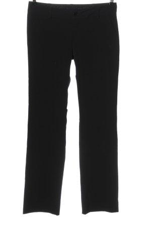 Mexx Spodnie materiałowe czarny W stylu casual