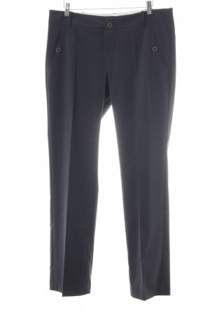 Mexx Stoffhose anthrazit Business-Look
