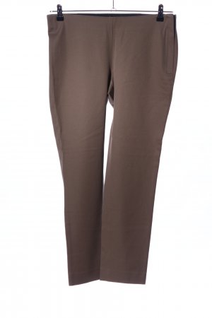 Mexx Jersey Pants brown-green grey casual look