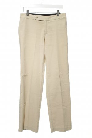 Mexx Stoffhose creme Business-Look