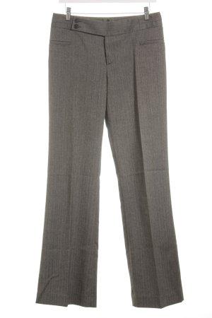 Mexx Pantalon en jersey gris foncé style d'affaires