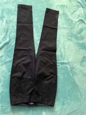 Mexx stoffhose in dunkelblau farbe