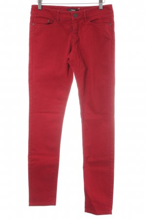 Mexx Stoffhose rot Casual-Look