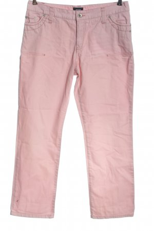 Mexx Straight Leg Jeans pink casual look