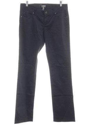 Mexx Straight-Leg Jeans schwarz Casual-Look