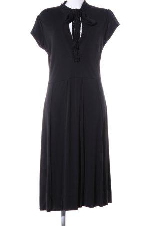 Mexx Stretchkleid schwarz klassischer Stil