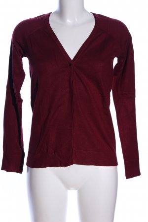 Mexx Strick Cardigan rot Casual-Look