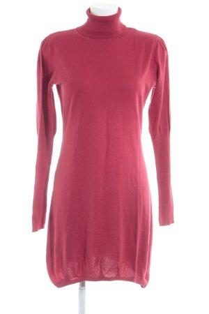 Mexx Robe en maille tricotées rouge clair style d'affaires