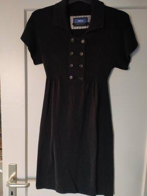 Mexx Strickkleid kleid gr XS schwarz