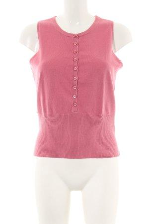 Mexx Gebreide top roze casual uitstraling