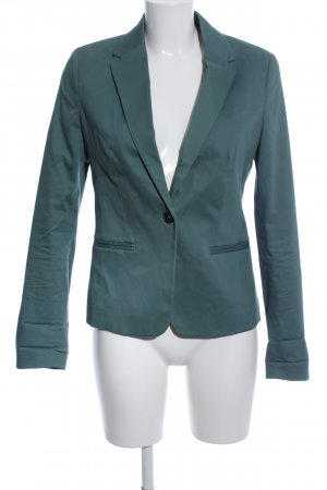 Mexx Sweatblazer grün Business-Look