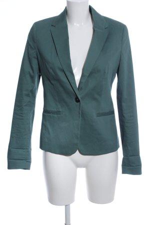 Mexx Sweatblazer grün Business-Look
