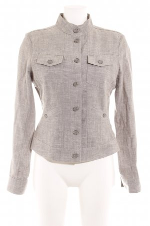 Mexx Sweatblazer hellgrau Casual-Look