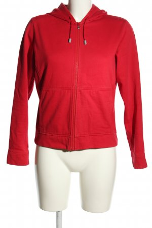 Mexx Sweatjacke rot Casual-Look