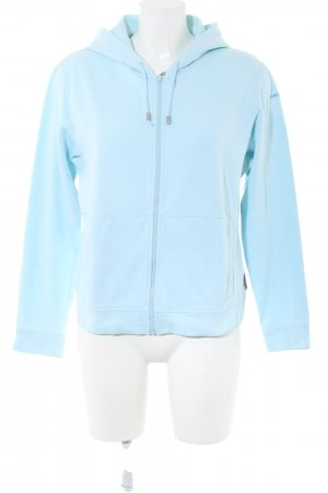 Mexx Sweatjacke blau Casual-Look